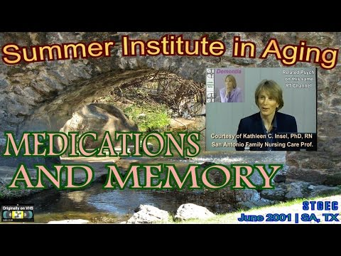 STGEC SIA01: Medications & Memory (2001)