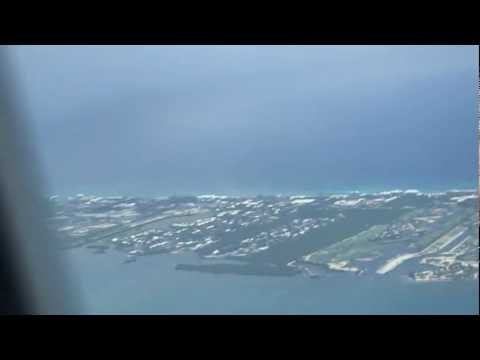 amazing HD George Town Cayman Islands GCM takeoff from airport UK