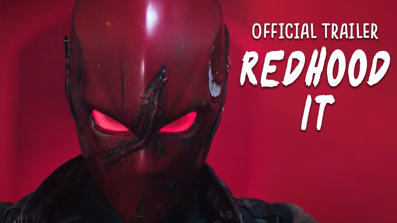red hood it official trailer youtube