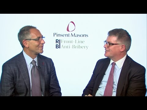 Barry and Richard: FCPA, Anti-Corruption, and Compliance