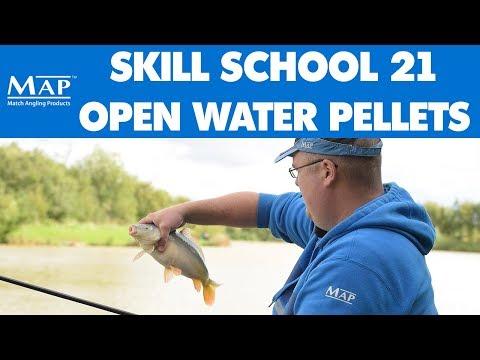 Skill School... Part 21: Open Water Pellet Fishing - Match Fishing