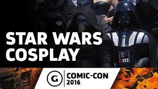 Star Wars Cosplay at Comic-Con 2016