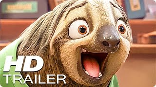ZOOMANIA Trailer 2 German Deutsch (2016)