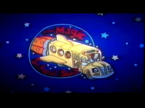 The Magic School Bus Funding Credits