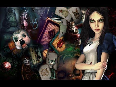 АЛИСА в СТРАНЕ КОШМАРОВ!/ Alice: Madness Returns #22