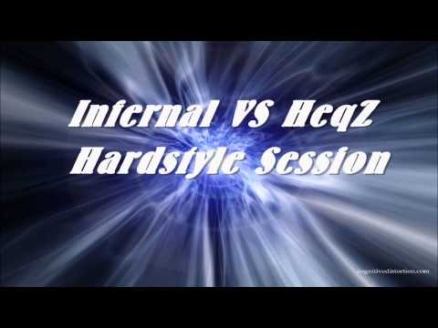 Infernal VS Heqz - Hardstyle Session 2013 Part 3 (50 MINUTES MIX)