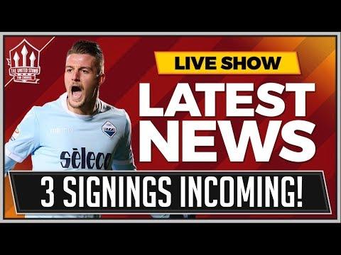 3 Midfielders MAN UNITED Must Sign! MAN UTD News