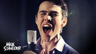 """Breakeven""- The Script (Max Schneider (MAX) and Kurt Schneider cover)"