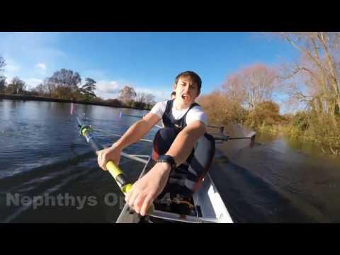 Corpus Christi Oxford Men's Rowing Michaelmas Term 2016