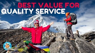 Why Trek with Friendship World Trek ? Trekking  Peak Climbing   Expeditions  Leading Company