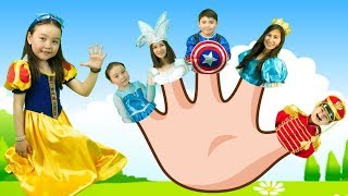 Disney Princess Snow White Nursery Rhymes Dances