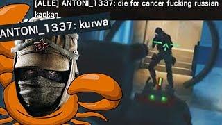 CANCER CRABKAN? GEGNER DREHT DURCH! | RAINBOW SIX: SIEGE