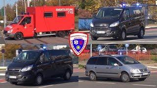 [Polizei und Feuerwehr im Einsatz] 🚨 Bombendrohung am Uniklinikum Jena