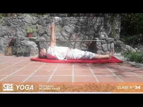 34° Clase de Yoga