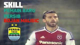 Video Wow !! Inilah Skill Pemain Baru Persib Bandung Bojan Malisic download MP3, 3GP, MP4, WEBM, AVI, FLV Mei 2018