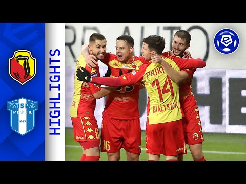 Jagiellonia Wisla Goals And Highlights