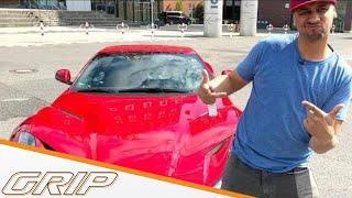 JP checkt Ferrari 812 Superfast - GRIP - Folge 447 - RTL2