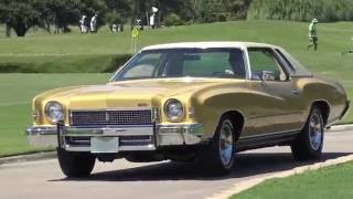 1973 Chevrolet Monte Carlo time warp in 4K high definition