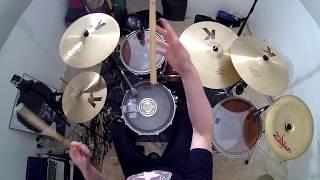 Nirvana - Drain You (Drum Cover)