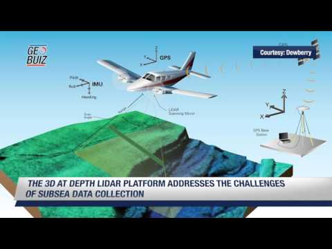 Technip, 3D at Depth to commercialize LiDAR in Gulf of Mexico
