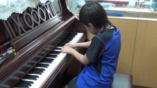 20150715 蘇翊 鋼琴 哈察都量 小奏鳴曲 第三樂章 百分音樂學苑 台南 音樂教室