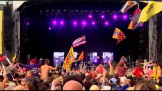 Download Lagu The Script - The Man Who Can't be Moved [Live at T in the Park 2011] Mp3
