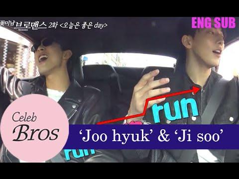 "Download Ji Soo & Nam Joohyuk, Celeb Bros S4 EP2 ""It's Good Day"""