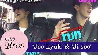 "Ji Soo & Nam Joohyuk, Celeb Bros S4 EP2 ""It's Good Day"""