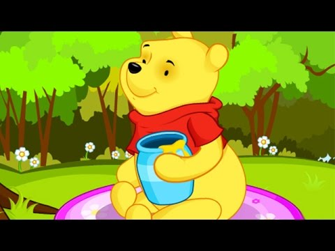 Winnie the Pooh - Bee Sting Doctor Baby video Game