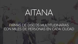 AITANA - Firmas de Discos