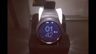 NO.1 G3 | Samsung Gear S2 Clone Smartwatch hands-on (greek)