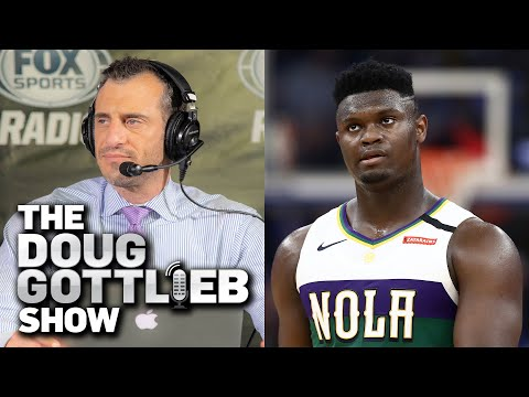 The Concern With Zion Williamson Going Forward - Doug Gottlieb