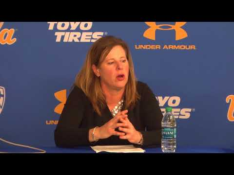 UCLA W. Post Game Press Conference 1/7