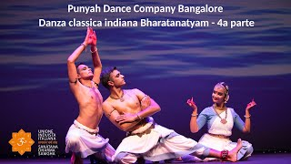 Induismo e Arte - Punyah Dance Company - Danza classica indiana Bharatanatyam - 4a parte