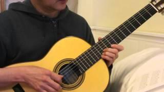 """Hướng Dẫn Guitar Solo Đoạn Dạo Đầu (Intro.) Bài """"HOA SỨ NHÀ NÀNG"""""""