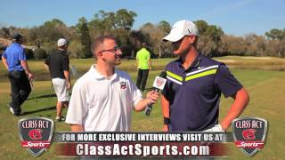 Rays Pitcher Alex Cobb Interview w/ Jared Ginsberg of Class Act Sports