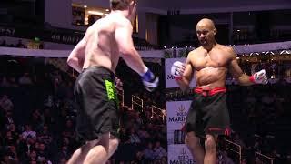 Spartyka Fight League 32 - 135 Amateur Title Hicks vs Champion