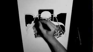 Sin City - Speed Drawing