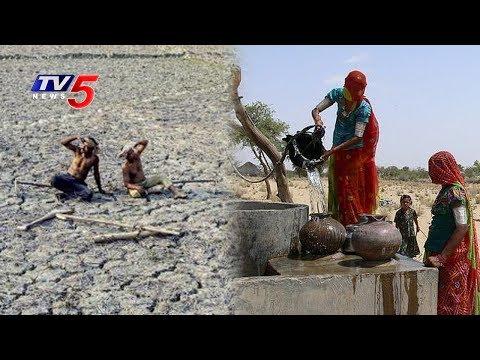 వర్షాలు లేకపోడంతో సాగుకు నోచుకోని పంటలు | Prakasam District | Annapurna | TV5 News