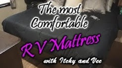 The Most Comfortable RV Mattress