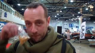 Охота и рыбалка ч.2 Глеб Скоробогатов интервью и ем личинок