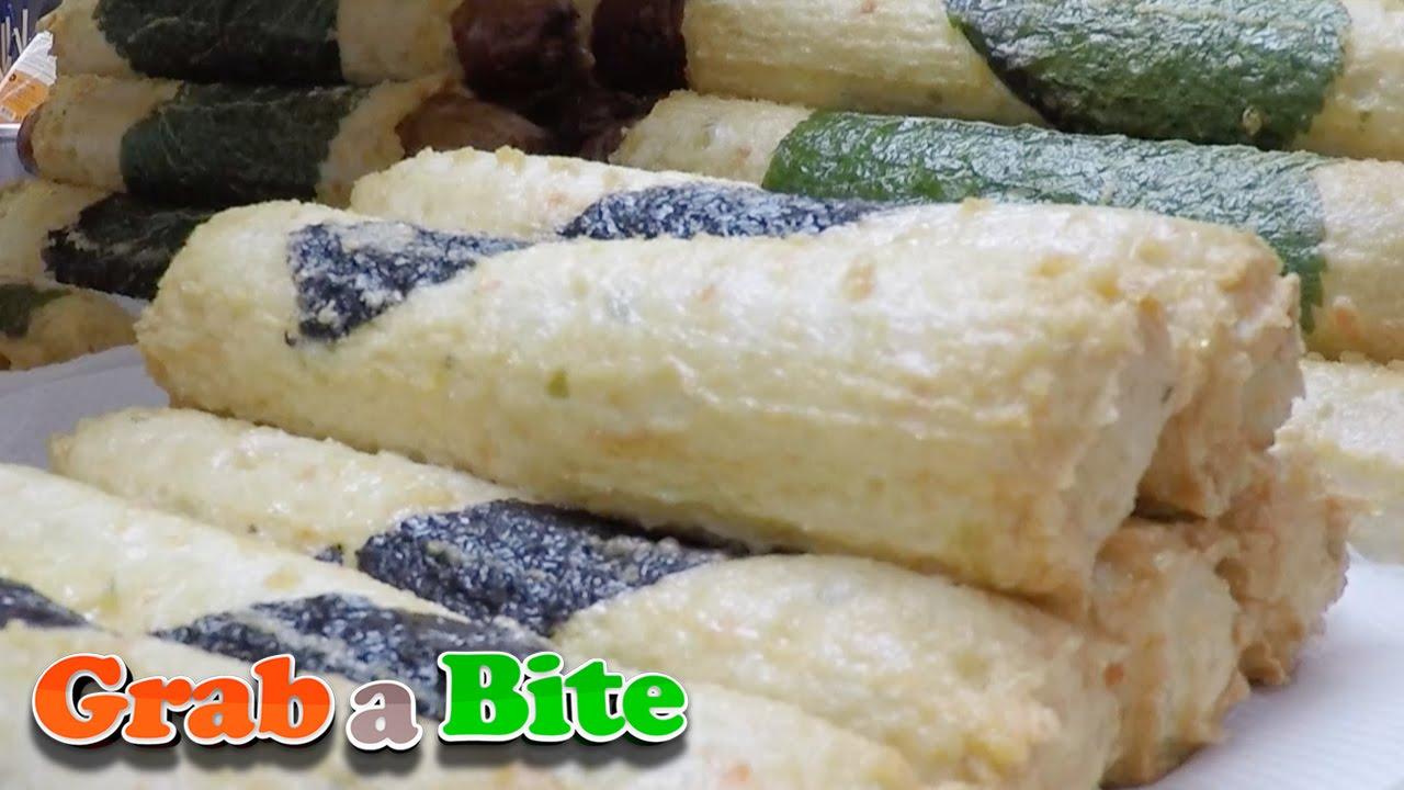 Recipe Of Korean Fish Cake: Cheese Fish Cake Bar (Cheese Hot Bar : 치즈 핫바)