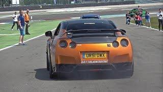 800HP Nissan GT-R Litchfield w/ Boostlogic Exhaust Sounds!