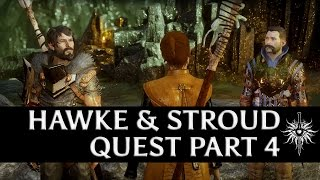 Dragon Age: Inquisition - Hawke & Stroud quest (Here Lies the Abyss) - Part 4