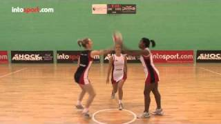 Netball Skills- The Toss Up