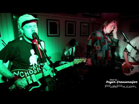 Coyote - Live At The Crown, Dunedin NZ On 5 January 2018