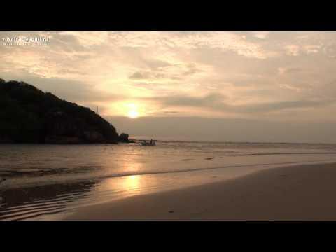Sunset Bentota Sri-Lanka (HD Video Music)