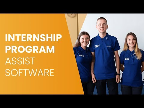 The Internship Experience at ASSIST Software   Summer Internship Program 2018   Interns interviews
