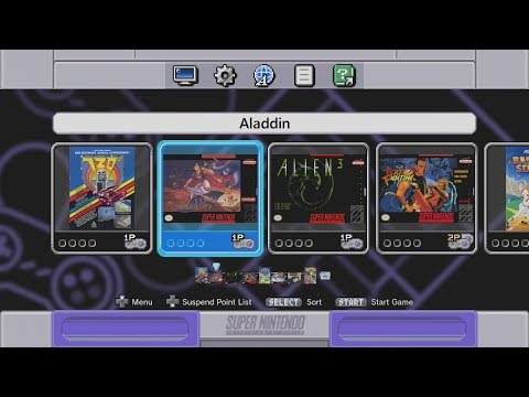 How to hack and add SNES Games to the SNES Classic+Retroarch with Official Hakchi (Outdated)