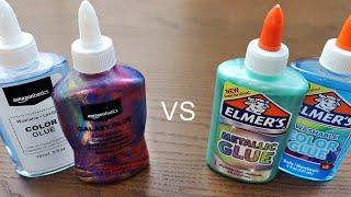 Amazon Glue VS Elṁers Glue